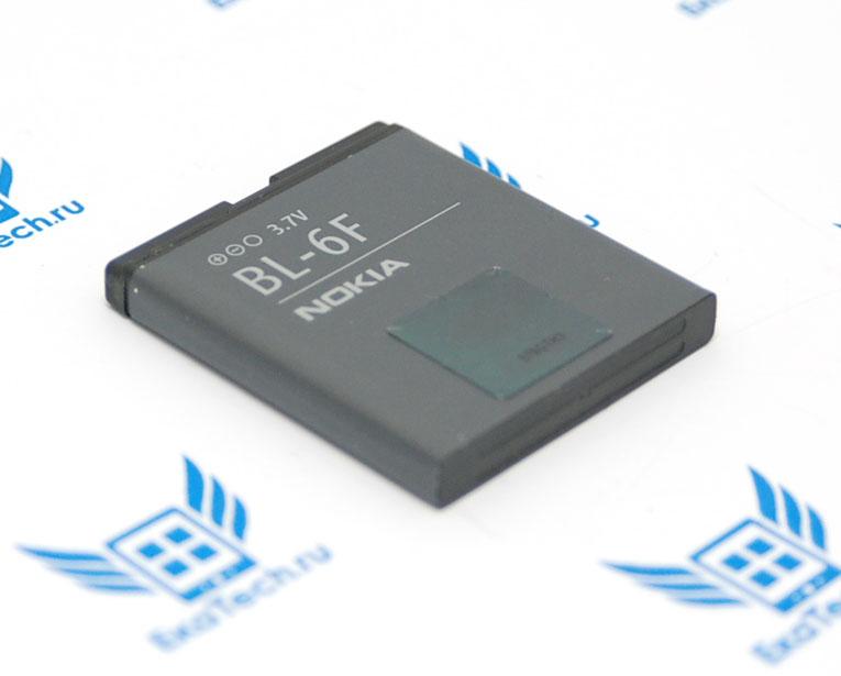 Аккумулятор BL-6F для Nokia  N95 8GB / N78 / N79 / N96