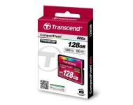 Карта памяти CompactFlash128 Gb Transcend 800х фото 1