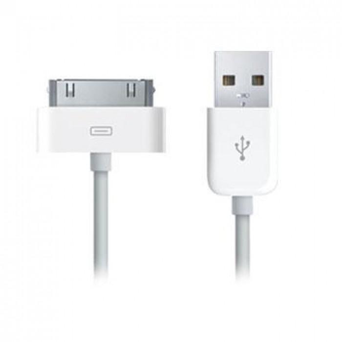 USB-кабель Axtech 30-pin для iPhone 4/4s и iPad 1/2/3