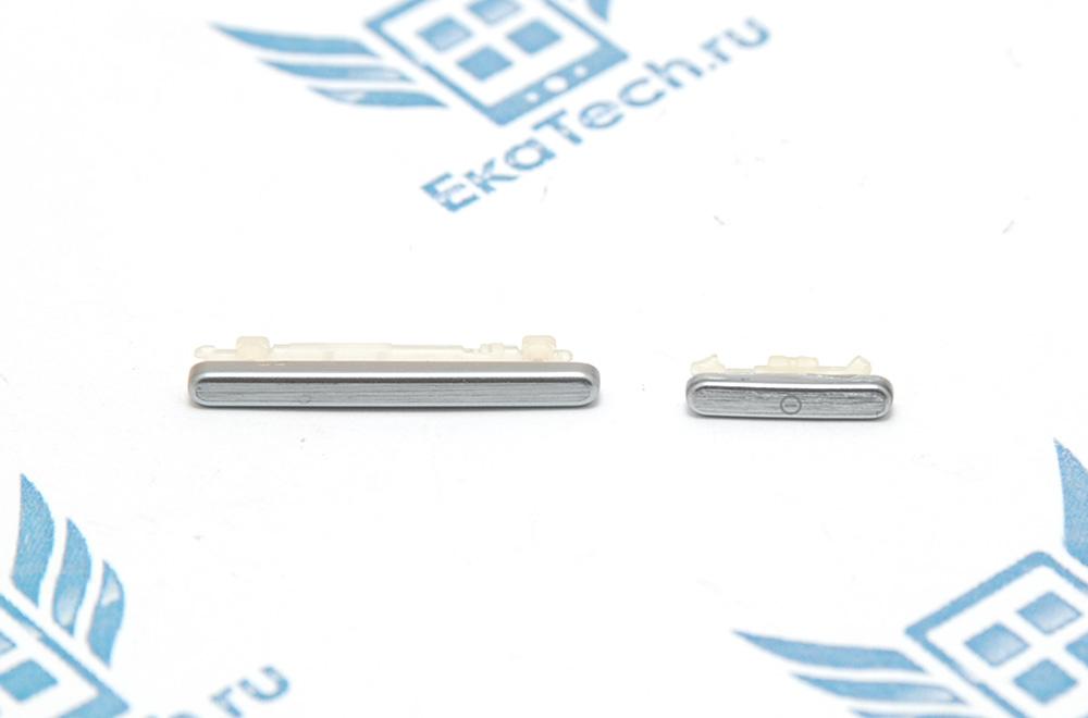 Боковые кнопки для Samsung Galaxy S3 i9300 белые