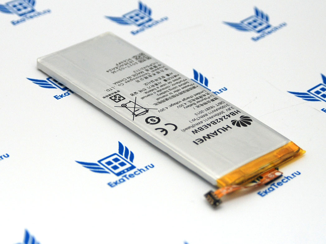 Аккумулятор HB4242B4EBW для Huawei Honor 6 / Honor 4x / H60-L04 3100mah