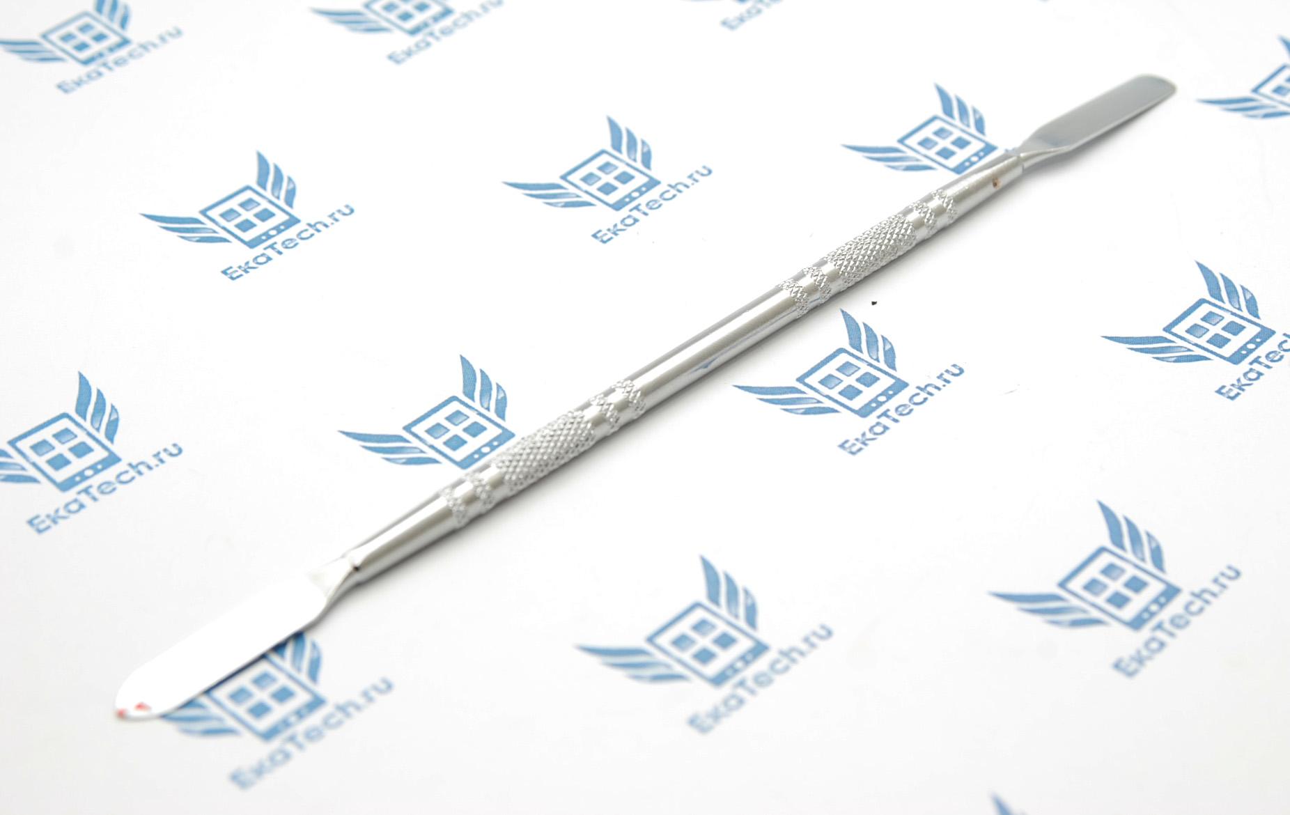 Инструмент двойная лопатка для вскрытия дисплеев Ax001