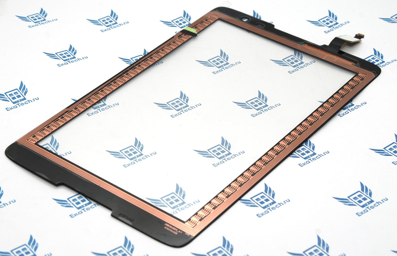 Тачскрин сенсорное стекло для Lenovo IdeaTab A5500 A8-50 черный