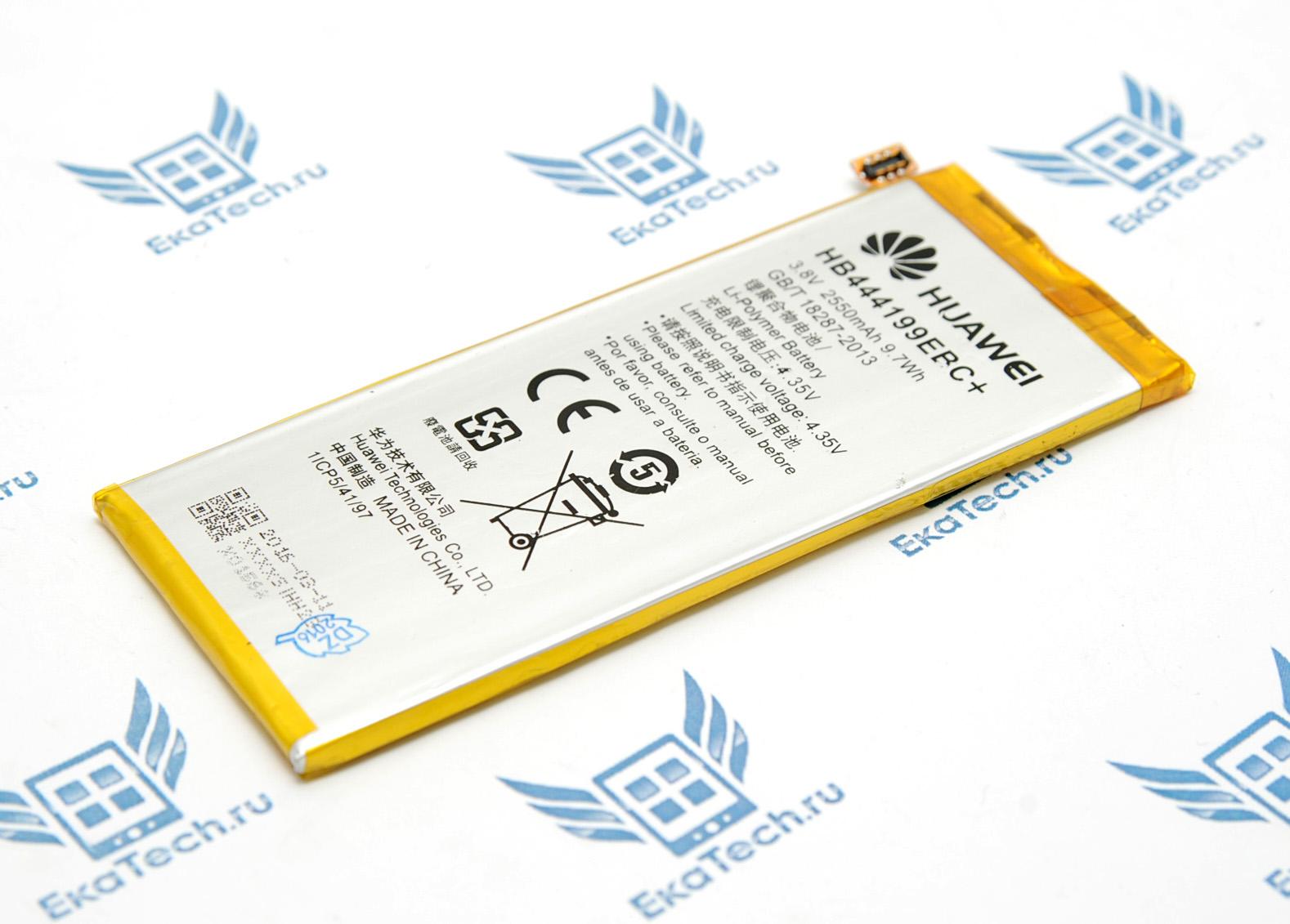 Аккумулятор HB444199EBC для Huawei Honor 4c 2550mah