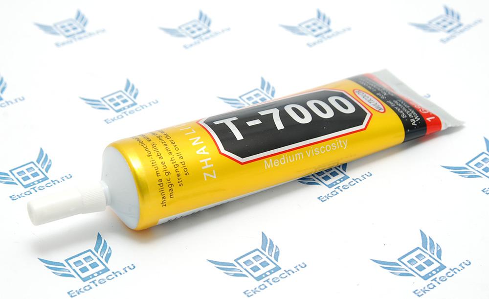 Клей для приклеивания тачскринов T-7000 50ml (прозрачный)