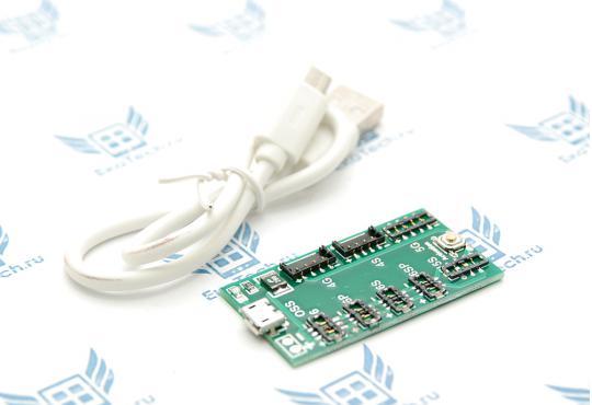 Зарядное устройство для аккумуляторов iPhone 4/4s/5/5s/6/6+/6s/6s+ MicroUSB фото 1
