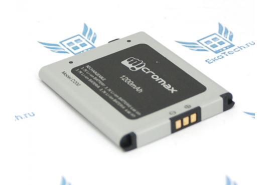 Аккумулятор oem фирменный для Micromax D200 / Bold 1200mah фото 1