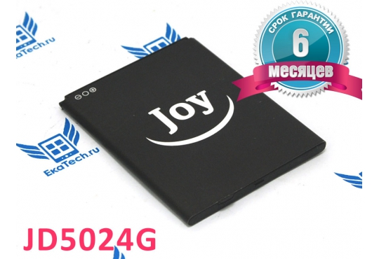 Аккумулятор oem фирменный для Joy JD5024G 4G 2100mah фото 1