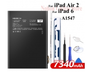 Аккумулятор Nohon для Apple iPad Air 2 7340mah фото 1