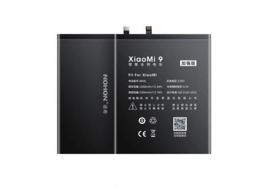 Аккумулятор Nohon BM3L для Xiaomi Mi9 3300mah фото 1