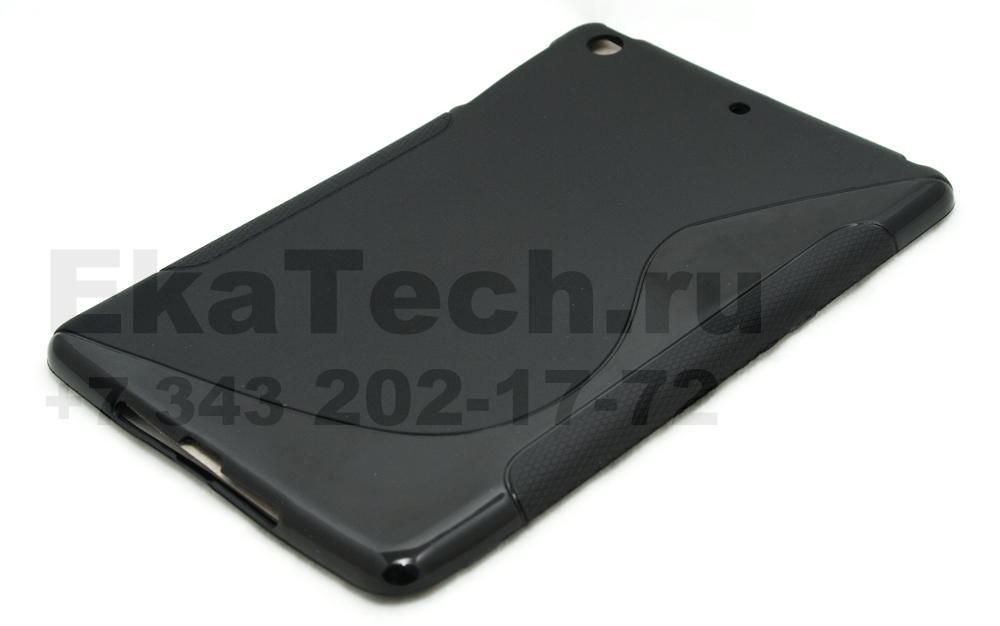 Гелевый чехол для Apple iPad mini черный