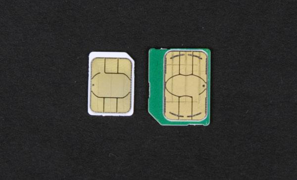 Симкарта для iphone 5